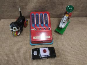 Collection Antique Metal Toys All or None Tempe Area for Sale in Chandler, AZ