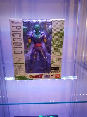 SH figuarts Piccolo Vegeta Brand New and mint for Sale in Anaheim, CA