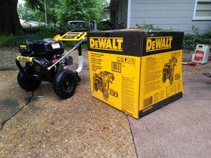 New DeWalt Pressure Washer for Sale in Greenville, MS