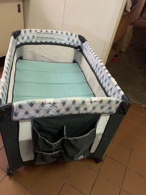 Baby crib (easy fold playard) for Sale in San Rafael, CA