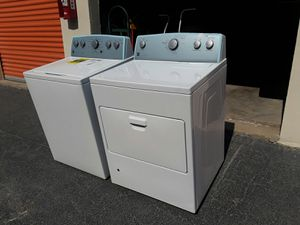 Washer and Dryer Kenmore for Sale in Houston, TX
