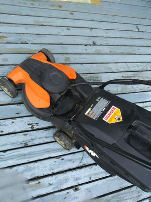 24V Cordless Electric Lawn Mower for Sale in Lynnwood, WA