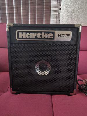 Hartke HD15 Bass Guitar Amp for Sale in Ontario, CA