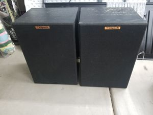 Vintage Klipsch Speakers for Sale in Scottsdale, AZ