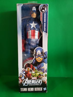 Avengers Assemble Captain America for Sale in San Fernando, CA