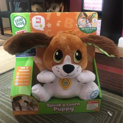 Leap Frog Speak And learn Puppy for Sale in Rye,  NY