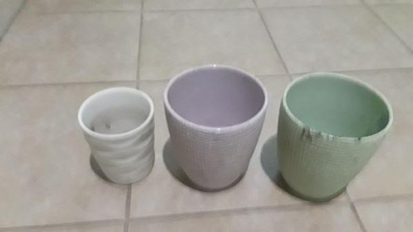 Flower & plant pots $1 each