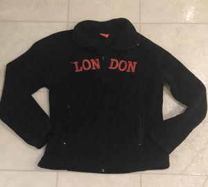 Size S/M London Fleece Jacket for Sale in Smyrna, TN