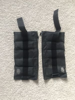 Atlas Ankle /Wrist weights (set of two 3 lbs each) for Sale in Woodland, CA