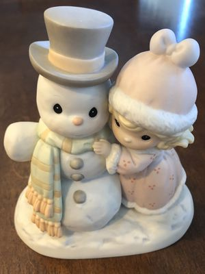 Precious Moments Snowman Like My Man 587877 for Sale in Hemet, CA