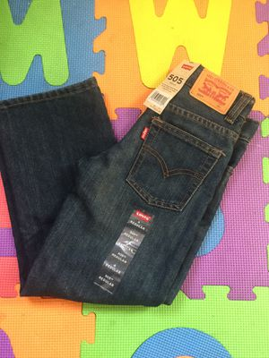 Kids 505 Levi's jeans size 6 for Sale in El Cajon, CA