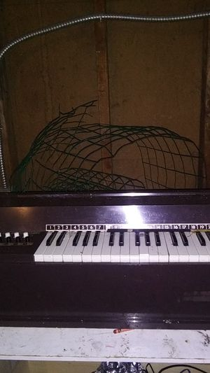 Organ/ piano. Mini playable. Real piano. for Sale in Redwood City, CA