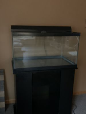 50 gallon fish tank for Sale in Oak Lawn, IL
