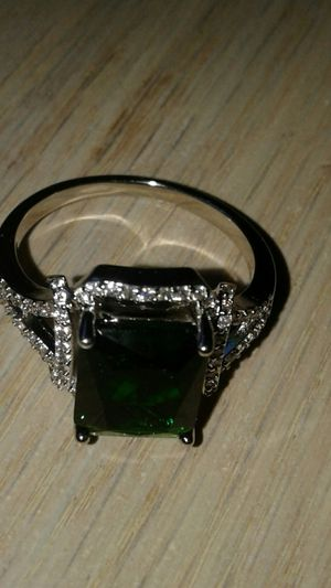 Silver ring size9 for Sale in Fair Oaks, CA