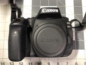 Canon 90d w/ Lenses for Sale in Sanger, CA