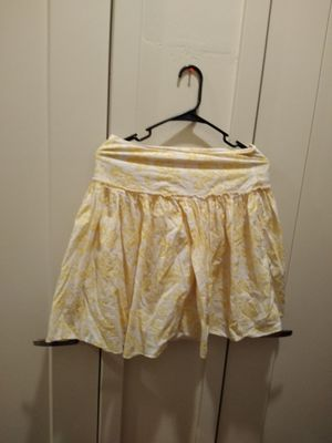 Gap yellow skirt for Sale in Murray, UT