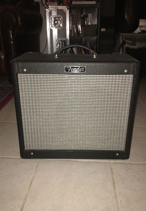 Fender Blues Junior III 15W Tube Guitar Amp for Sale in Santa Monica, CA