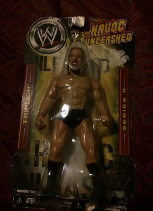 Wwe action figure for Sale in Denver, CO