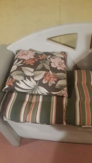 Outdoor cushions for Sale in East Providence, RI