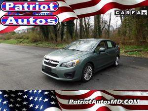 2014 Subaru Impreza Wagon for Sale in Baltimore, MD