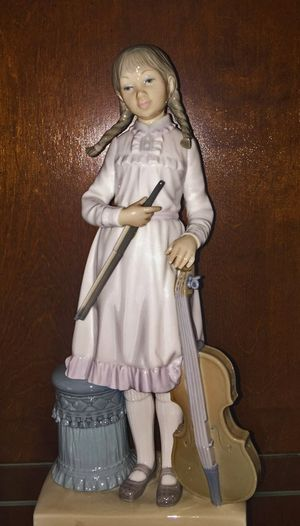 Lladro Viola Lesson for Sale in Temecula, CA