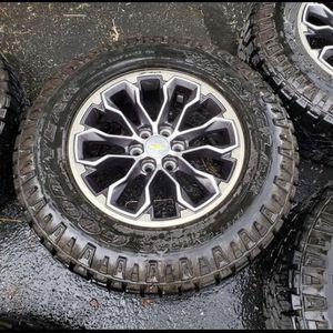 Set Of Wheels Tires And Sensors for Sale in Denver, CO