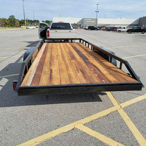 20 Foot Trailer/ Car Hauler for Sale in Aubrey, TX