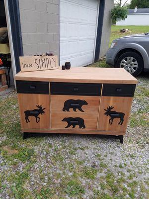 Dresser/entry/entertainment for Sale in Latrobe, PA