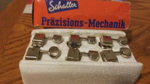 Schaller guitar and bass machine heads for Sale in Springhill, LA