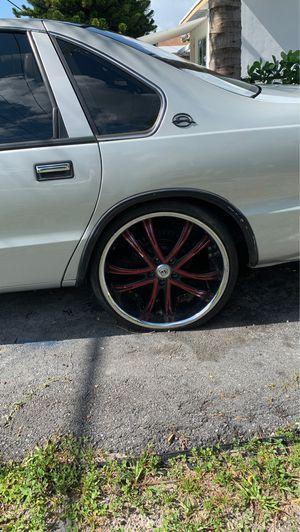 "22""s lug pattern 5x114.3 for Sale in Miramar, FL"