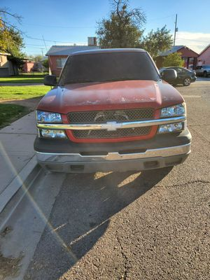 2004 Chevy Silverado Ext Cab sell/trade for Sale in Phoenix, AZ