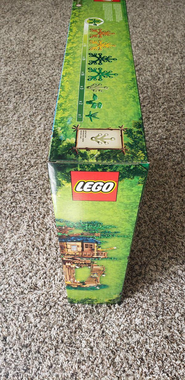 LEGO 21318 TREEHOUSE