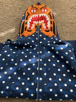 Bape tiger hoodie for Sale in Sacramento, CA
