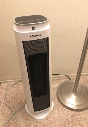 PELONIS White Tower Space Heater for Sale in San Diego, CA