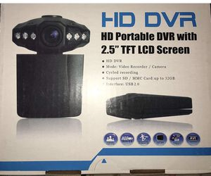 """HD Portable DVR With 2.5"""" TFT LCD Screen Car Recorder Brand New for Sale in Kansas City, MO"""