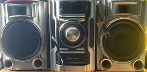 Sony 3 Disc Stereo System for Sale in Franklin Township, NJ