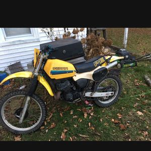 Suzuki Dirtbike for Sale in Wallingford, CT
