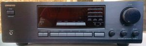 ONKYO FM STEREO / AM RECEIVER - AMPLIFIER, TX-8211 for Sale in Houston, TX