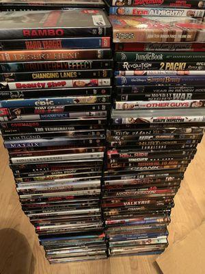 500 dvds for Sale in Pekin, IL