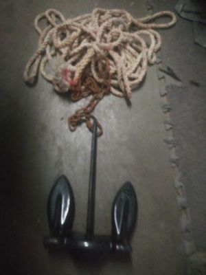 Boat anchor for Sale in Albuquerque, NM