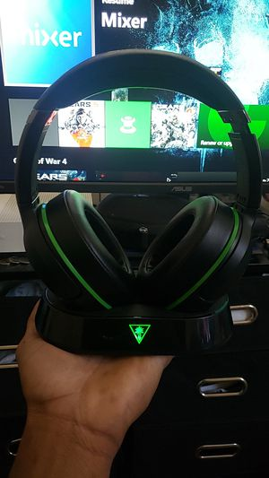 Turtle beach elite 800x headset for Sale in Baltimore, MD