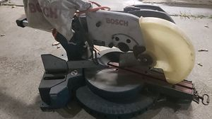 Bosch miter saw for parts for Sale in Westminster, CA