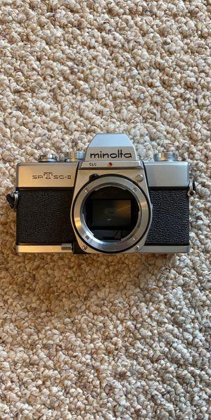 Minolta SRT SC II (Body only) for Sale in Oak Ridge, TN