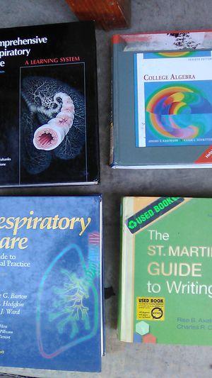 College books for Sale in Yucaipa, CA