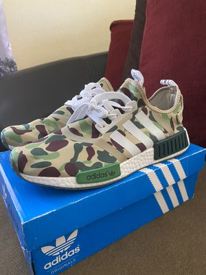 Nmd size 10 ua's for Sale in Kissimmee, FL