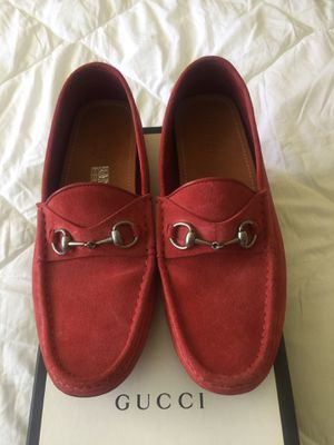 Gucci Suede Loafers for Sale in Union City, CA