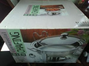 New in box industrial quality chaffing dish for Sale in Tomahawk, WI