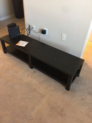 65 inch tv stand for Sale in Raleigh, NC