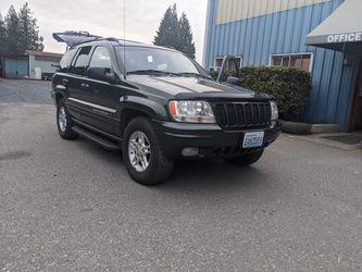 2000 Jeep Grand Cherokee obo for Sale in Kirkland,  WA