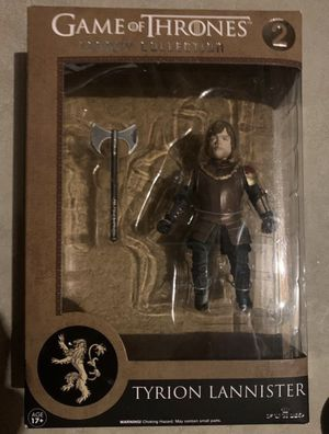 FUNKO GAME OF THRONES GOT TYRION LANNISTER LEGACY COLLECTION ACTION FIGURE for Sale in Brooklyn Park, MN